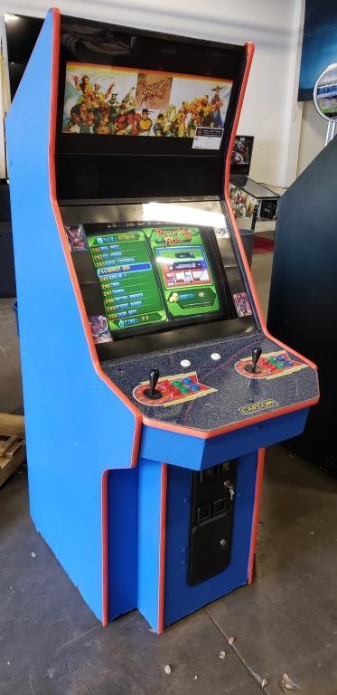 PANDORA BOX 5S BIG BLUE CAPCOM CAB ARCADE GAME